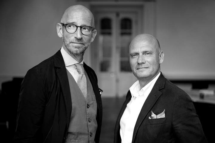 Christian und Michael Sieger designed the collection Characters for Griffwerk.
