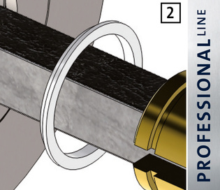 Slide-Perfect sliding bearing for a professional quality