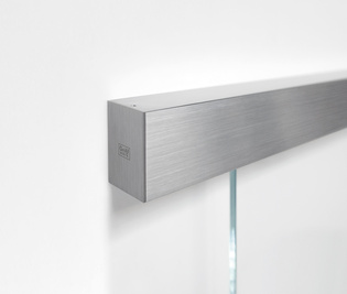sliding door hardware PLANEO 120 with additional room solution options