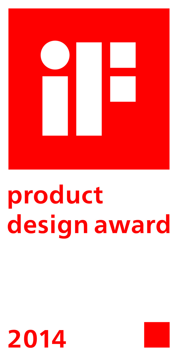 GRIFFWERK earns the iF product design award for the R8 design concept in 2014