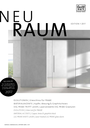 In our current customer magazine NEURAUM, we present the innovations in the GRIFFWERK range.