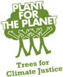 Logo der Organisation Plant for the Planet (Bild: Plant for the Planet)