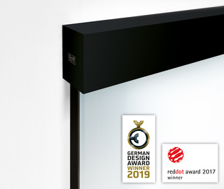 Planeo Air not only received a red dot award but also the German Design Award 2019.